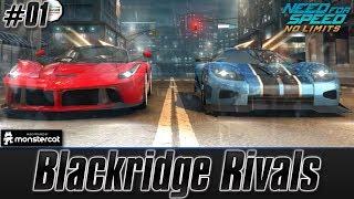 Need For Speed No Limits: Blackridge Rivals (Season 9) [Day 1]