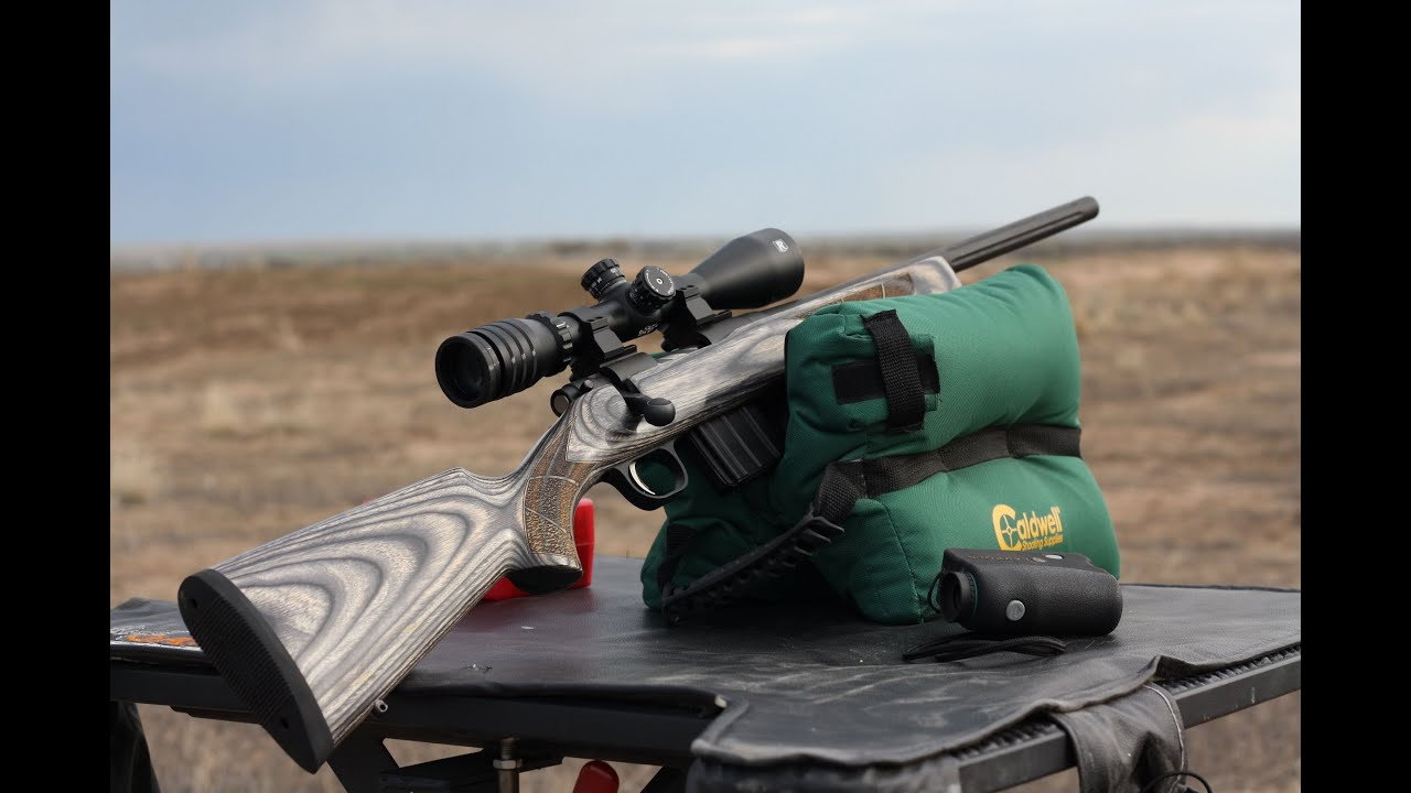 Mossberg Mvp 556 Rifle Review  Youtube