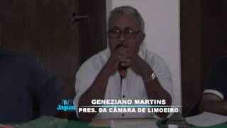 Geneziano Martins Sessão Itinerante Setor NH5