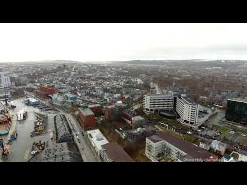 St  John's, NL - Sample - Drone Hub International (DHI)