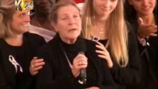 Hannie Biwott's speech during Nicholas Biwott Burial