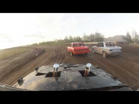 Gladiator Race at the mitchell Raceway from 6-6-2014