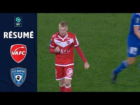 Valenciennes CA Bastia Goals And Highlights