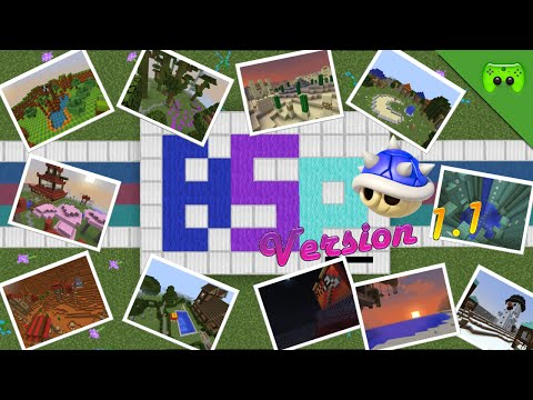 MINECRAFT Adventure Map # 6 - Blue Shell Parkour «» Let's Play Minecraft | HD