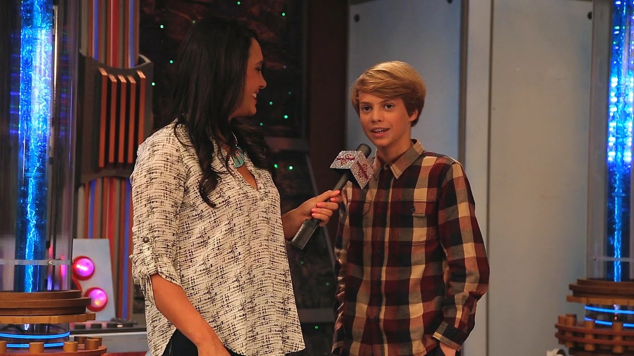 Henry Danger, Behind the Scenes With Sweety High!