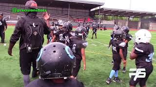CD Panthers 8U vs. Seatac Sharks Jamboree 2018