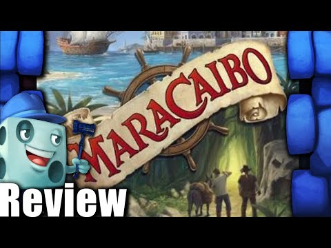 Maracaibo Review   With Tom Vasel