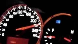 2008 Nissan Altima 2.5 S Top Speed