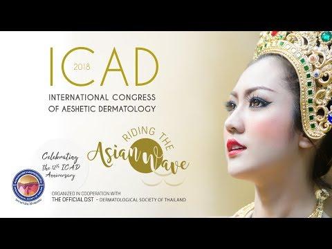 ICAD Bangkok 2018 - International Congress of Aesthetic Dermatology