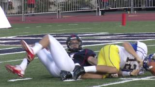 Cooper Taylor Highlights from 2012 Season