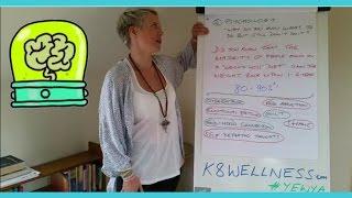 k8 wellness video 4 the 3 pillars of transformation psychology