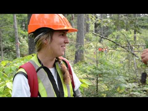 Forestry Technician Field Camp