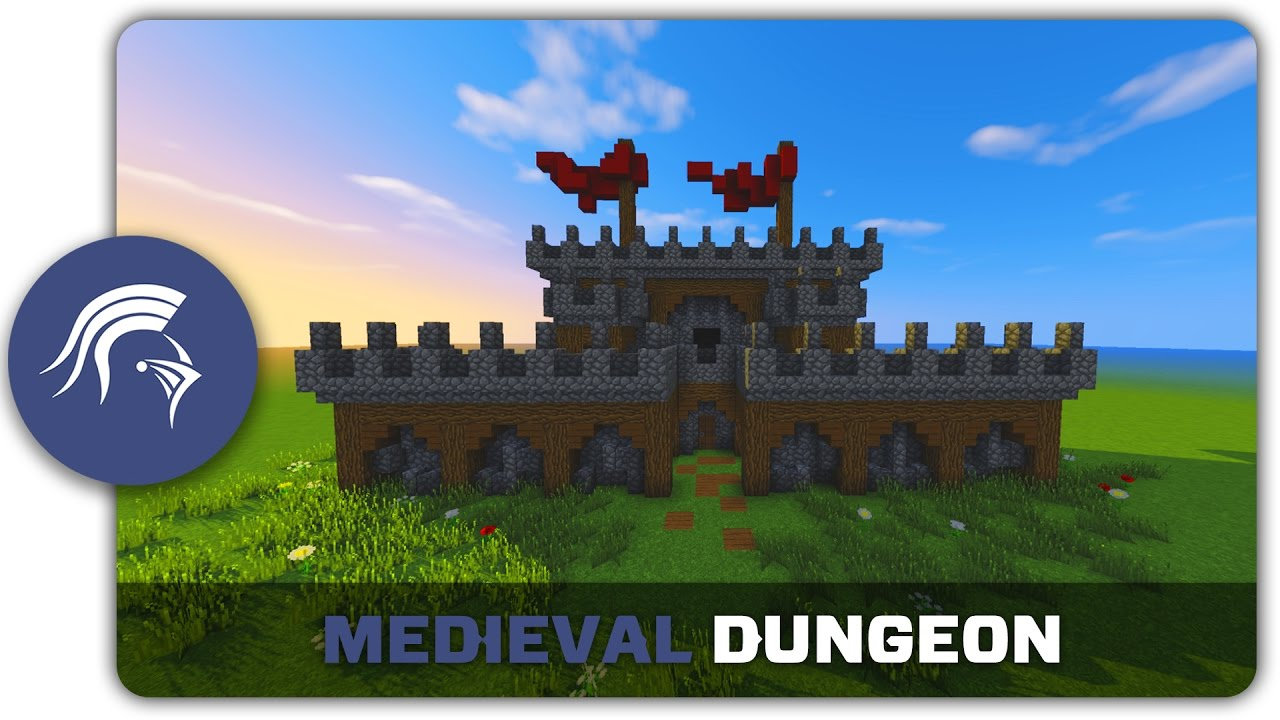 How To Build A Medieval City In Minecraft
