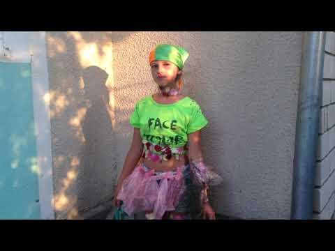 Лагерь / День красоты и моды   в лагере Green Park. - Смотреть видео без ограничений