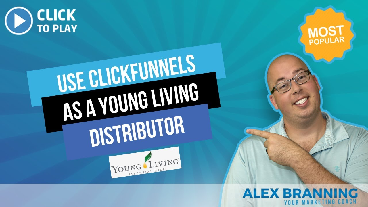 ClickFunnels for Young Living