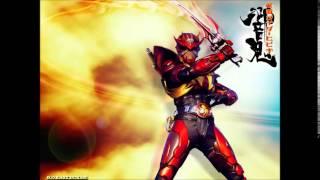 Kamen Rider Hibiki and 7 War Demons - Invincible Warrior