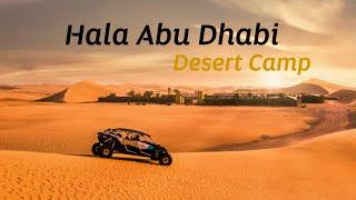 Hala Abu Dhabi Desert Camp | Etihad Airways
