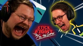 HÄNNO ist unser ENDGEGNER | Stick Fight: The Game | SÜLZE 58