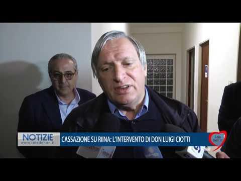 CASSAZIONE SU RIINA: L'INTERVENTO DI DON LUIGI CIOTTI