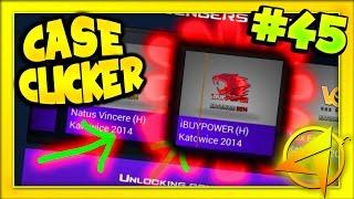 CSGO CASE CLICKER - HUNT FOR THE IBUYPOWER 2014 HOLO (CASE CLICKER) - #45