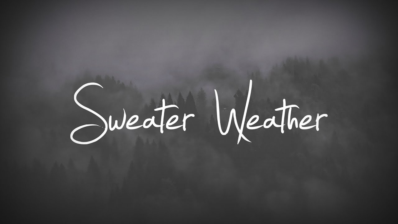 how to play sweater weather