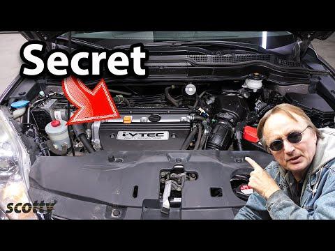 Honda's Secret Revealed