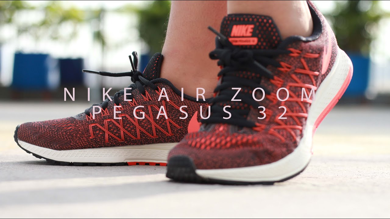 998d30aad1f6 NIKE AIR ZOOM PEGASUS 32 QUICK REVIEW - YouTube