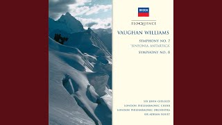 Vaughan Williams: Symphony No.8 in D minor - 3. Cavatina (per stromenti ad arco)