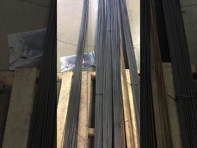 Straight and Cut Carbon Spring Wire