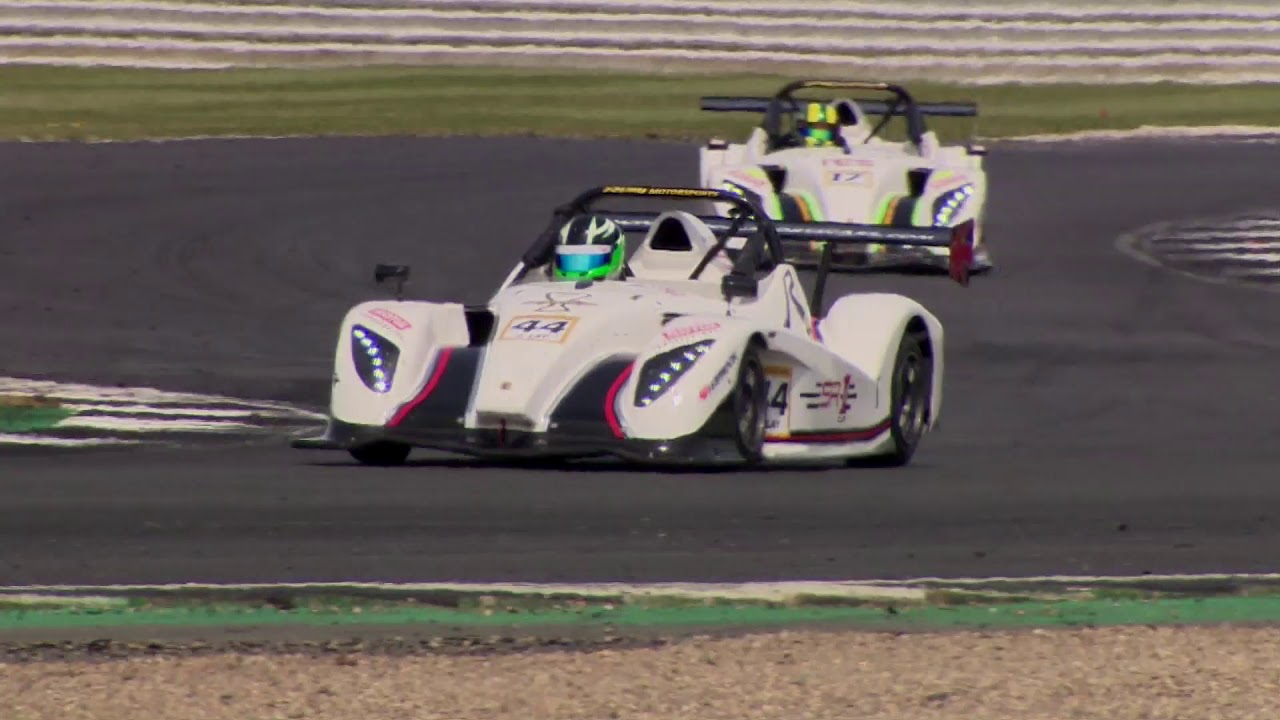 2018 Radical SR1 Cup, Silverstone National Race 1