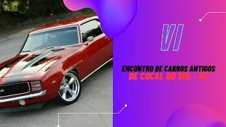 Um carro do VI Encontro de Carros Antigos.