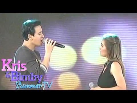 Erik & Angeline sing