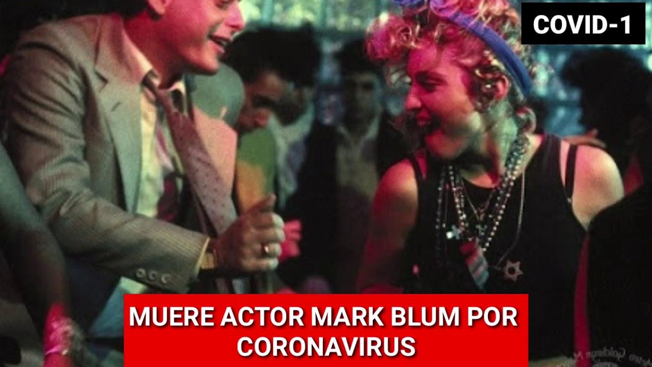 Actor Mark Blum Dies Of COVID-19: Broadway, 'Desperately ...