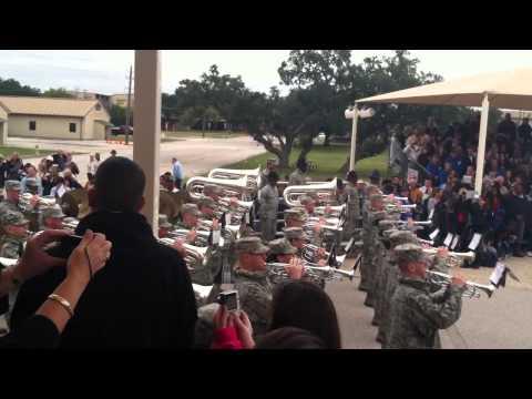 Air Force Song (BMT Flight B717/718 2012)
