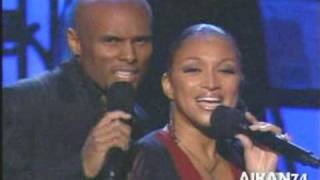 KENNY LATTIMORE & CHANTE MOORE - BABY COME CLOSE
