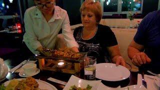 Китайский ресторан премиум класса  Rosengarten в Берлине.