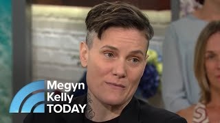 Casey Legler: Female Olympian Who Overcame Troubled Past To Be A Menswear Model | Megyn Kelly TODAY
