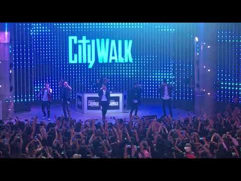 In Real Life - Eyes Closed (City Walk 8/26/17)