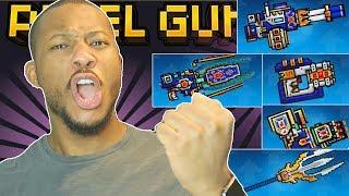 MOST OP MYTHICAL CLASS EVER!! | Pixel Gun 3D