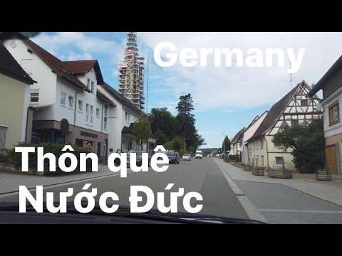 Những Ngôi Làng và Đường Làng   Thôn quê nước Đức   Khám phá Vùng quê   Nước Đức   cuộc sống ở Đức