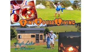 Part 2:tiny House Living-nestled In Nsw Australia 🇦🇺