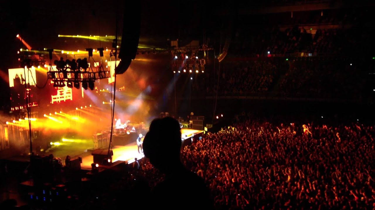Blink 182 tour dates in Sydney