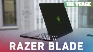 Razer Blade gaming laptop review