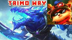 Taimo's way to carry. [Teemo vs Renekton]