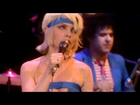 """Blondie """"Heart of Glass"""" The Midnight Special (HD Live 1979)"""
