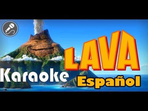 Karaoke - Lava - Español