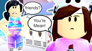 MEAN GIRL WANTS TO BE FRIENDS! ROBLOX ROYALE HIGH