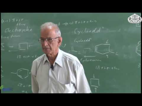 "Lecture on ""Pericyclic Reactions""  Part_1"