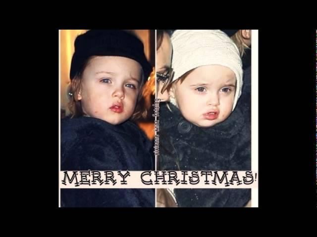 Shiloh & Vivienne & Knox Jolie Pitt !
