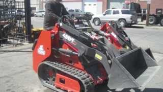 Thomas Mini Skid Steer Compact Tool Loader 45DT - Construction Equipment for Sale